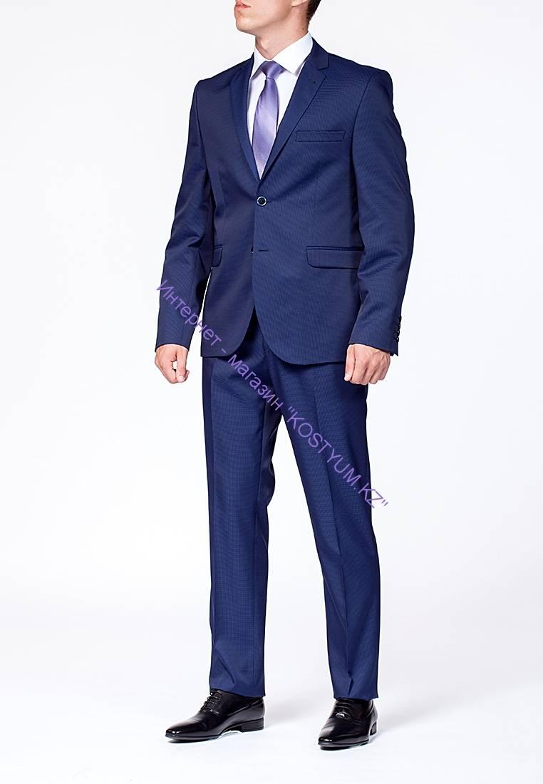 05aec431 Мужской костюм парламент текстурный Daneil Desch купить в интернет-магазине  KOSTYUM.KZ