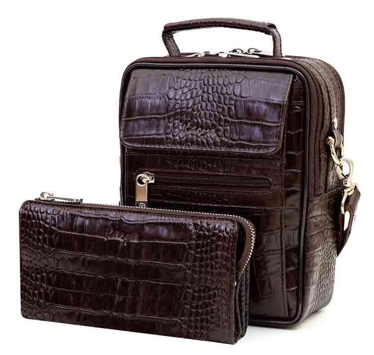 Мужские сумки, борсетки, портфели